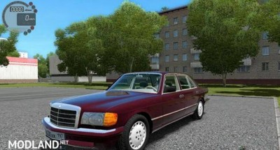 Mercedes-Benz 560 Sel W126 [1.5.9] - Direct Download image